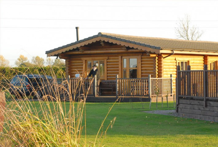 Self Catering Log Cabins Suffolk Greenfinch Lodge