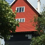 House in the Clouds at Thorpeness