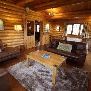 log cabin holidays Suffolk