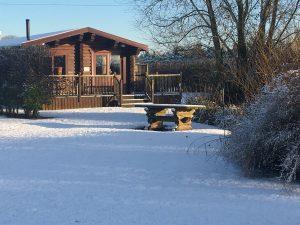 Christmas Breaks Suffolk – Festive Log Cabin Holidays