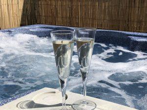 Suffolk Hot tub holidays