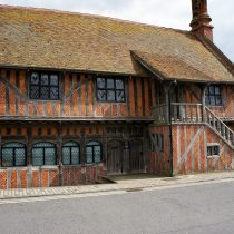 Historic Halls and Houses to Visit in Suffolk