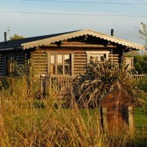 Short Suffolk Breaks - photo of a lodges at Windmill Lodges in Suffolk